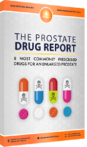 The Prostate Drug Report (eBook)