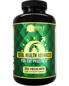 Ben's Advanced Total Health for the Prostate
