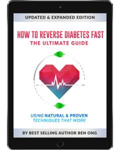 How to Reverse Diabetes (eBook)
