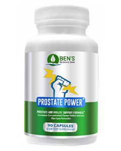 Ben's Prostate Power